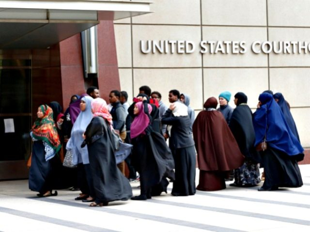 Somali Refugees Arriving In US At Highest Rate Ever In First Two - Us map somali refugees