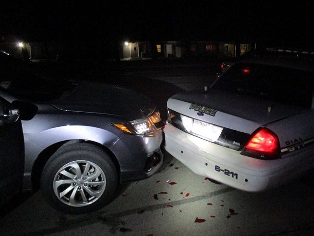 Topless Aggie Crash - Bryan PD