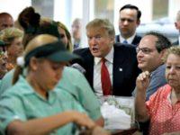 Trump, Cubans John Locher AP