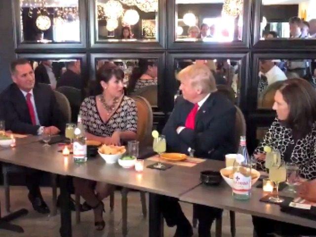 Trump Latinos Nevada