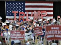 Trump Rally N.C. AFP