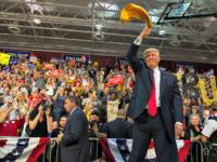 Trump in PA Getty