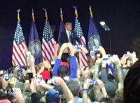 WATCH: Donald Trump Tells New Hampshire Rally FBI Re-opening Hillary Clinton Case