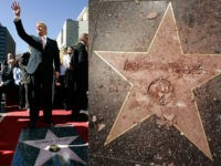 Trump's Hollywood Walk of Fame Star Destroyed in Sledgehammer Attack