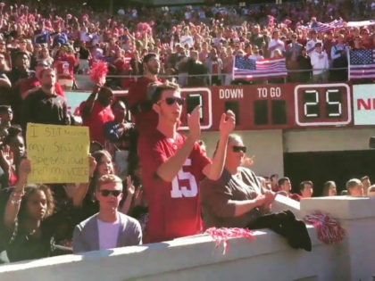 U of Alabama Students Organize Patriotic Response to Anti-American Anthem Protests