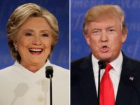 Rasmussen Poll: Donald Trump and Hillary Clinton Level at 45 Percent