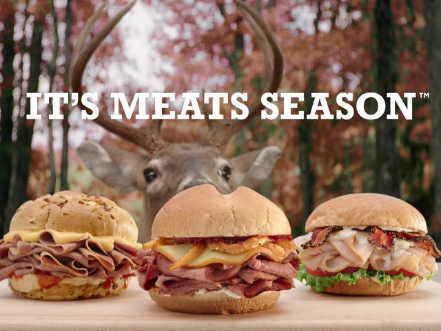 Arby's Launches Venison Sandwich with Pro-Hunting Commercials