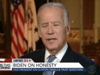 Biden: Hillary Didn't Recognize 'Gravity' Of Setting Up Private Email Server