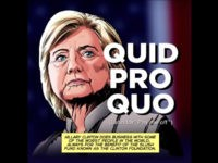 Clinton Cash: A Graphic Novel ad