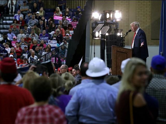 Watch: Donald Trump Live in Pensacola, FL - Breitbart