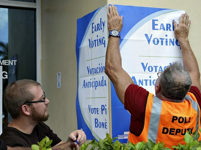 early voting Florida AP PhotoLynne Sladky