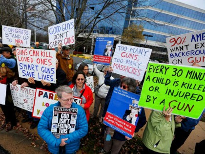 U.S. gun control activists called for expanded background checks for firearms purchasers and for a ban on sales to people on federal watch lists on Monday, in a protest marking the third anniversary of the massacre at a Connecticut elementary school. Speakers including U.S. Representative Gerry Connolly, a Virginia Democrat, …