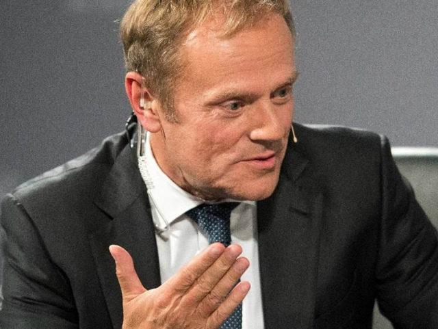(AFP) - EU President Donald Tusk said Thursday the only …