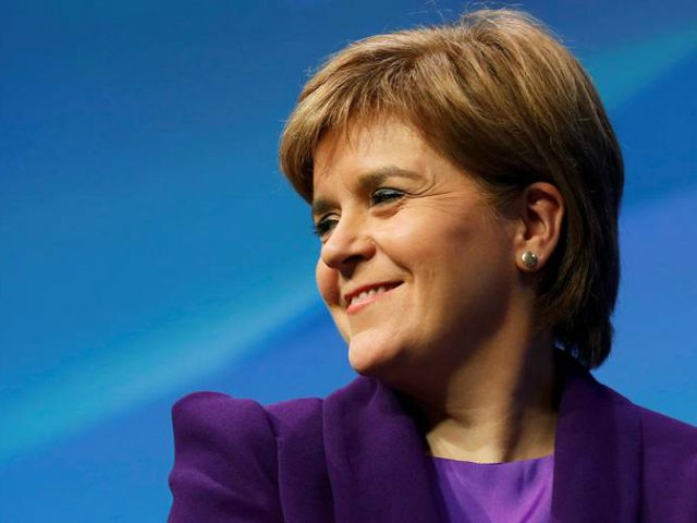GLASGOW, Scotland (Reuters) - Scotland may try to wrest control …