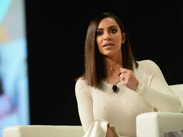 (AFP) - Reality television star Kim Kardashian was held at …