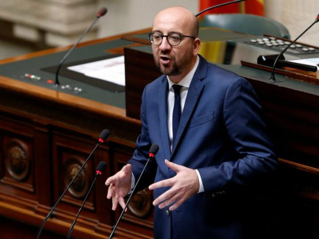 (Reuters) - Prime Minister Charles Michel said he had told …