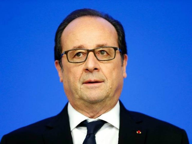 (AFP) - French President Francois Hollande on Tuesday urged the …