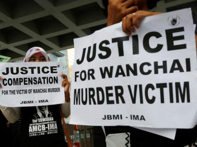 After killing final victim, British banker yelled into Hong Kong streets