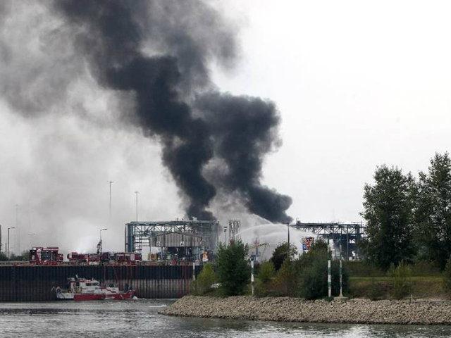 (AFP) - The BASF chemical giant on Saturday said a …