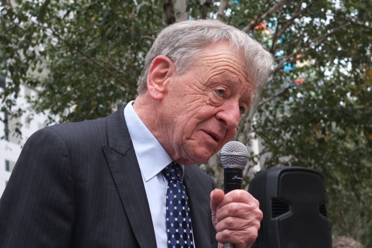 Lord Dubs (Rachel Megawhat/Breitbart London)