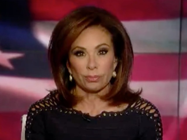 Judge Jeanine: 'There's a Leaker in the White House' Who 'Must Be Taken Out'