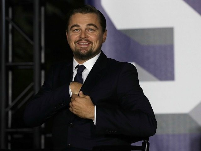 Actor Leonardo DiCaprio participates in a conversation during the South by South Lawn, a White House festival of ideas, art, and action, October 3, 2016 at the South Lawn of the White House in Washington, DC. The White House hosts the event to call on Americans 'to discover their own …