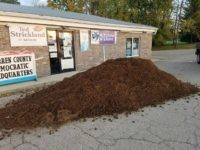 Truckload of Manure Dumped at Democratic Party HQ in Ohio