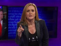 Samantha Bee Rips 'Dauphin of Breitbartistan' Donald Trump