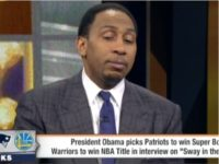 Stephen A: Obama 'Scared' to Come on 'First Take' to Debate Me