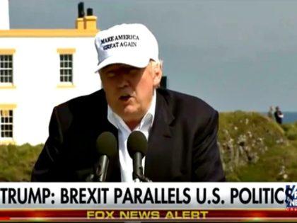 trump brexit Fox News
