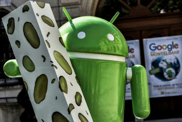 Industry trackers anticipate Google will show off its own smartphone, showcasing the prowess of its new Nougat version of its Android mobile software