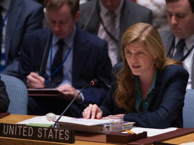 United States Ambassador to the UN Samantha Power will meet with defectors from North Korea to highlight Pyongyang's dismal rights record