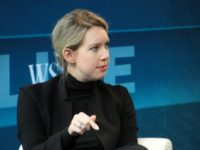 Theranos chief executive Elizabeth Holmes said the company would focus on a so-called miniLab which can be commercialized with partners