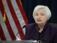 A string of upbeat US data and increasingly positive comments from Fed boss Janet Yellen have fuelled speculation of an interest rate rise in the world's top economy