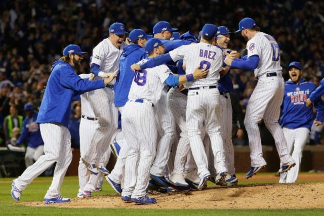 The Chicago Cubs haven't won the world Series since 1908, and last played in Major League Baseball's championship showcase in 1945