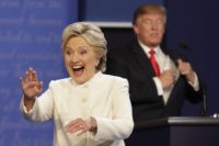 CBS News Poll: Clinton, Trump Statistically Tied in Florida