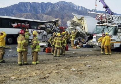 13 Dead, 31 Injured in One of Deadliest Wrecks in California History