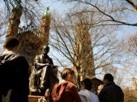Survey: LGBTQ Freshmen Outnumber Conservatives at Yale University