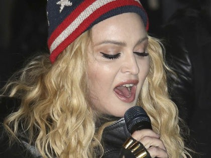 NY Daily News: Madonna Won't Honor Promise to Fellate Hillary Voter