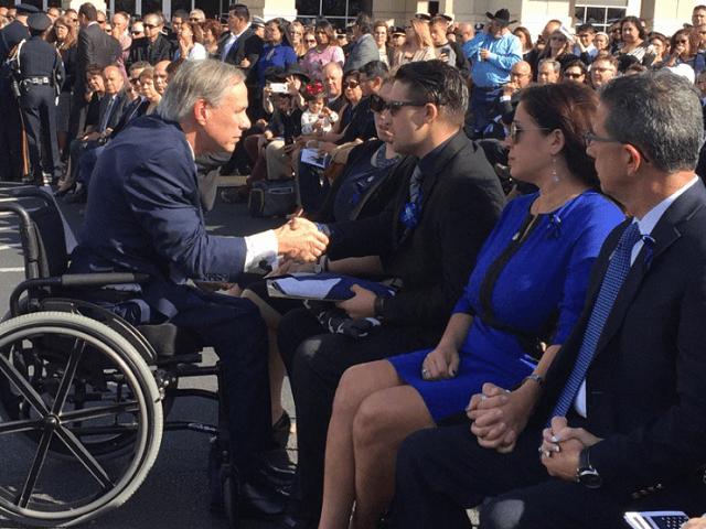 Abbott at Marconi Funeral