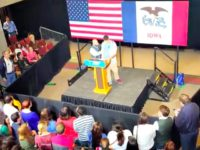 Bernie Supporter Bashes HIllary