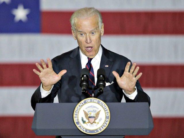 Biden in Charlotte AP