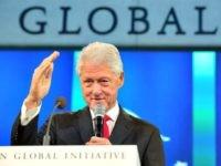 Bill Clinton CGI Getty