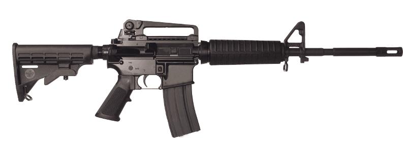Bushmaster M42A