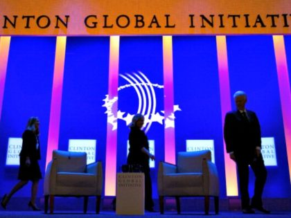 Clinton Foundation Laying Off Staffers as It Shuts Down Clinton Global Initiative