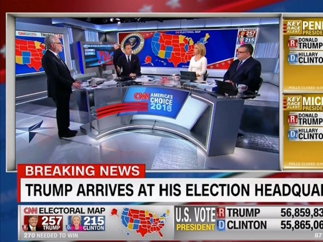 CNN If Trump Refused To Concede the Way Clinton Did There Would