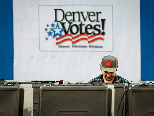 Denver-Colorado-Voter-Voting-Nov-2016-Getty