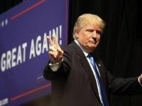 Donald-Trump-v-sign-NC-rally-Nov-3-Getty