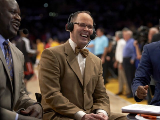 Ernie Johnson TNT