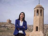 Februniye Akyol(25), Co-Mayor of the southeastern city of Mardin, TURKEY 27/02/2015 /LEJOURNAL_103130/Credit:EMIN OZMEN/LE JOURNAL/SIPA/1503111047 (Sipa via AP Images)